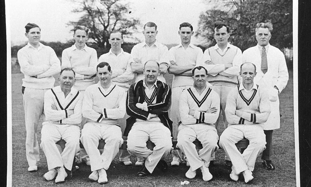The makeup of Harlow CC teams in the 1950's and early  60's was a successful blend of locals and newcomers
