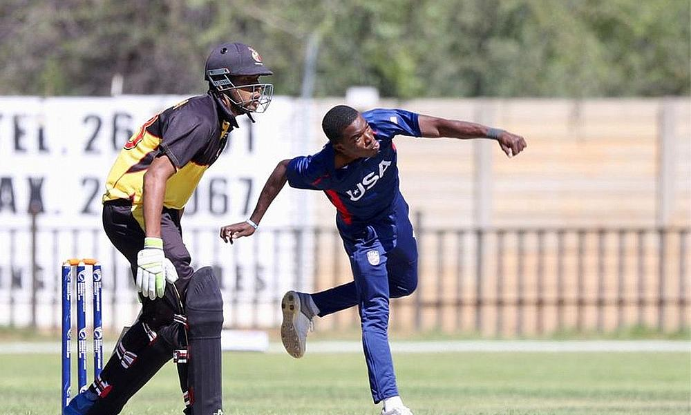 Karima Gore took 4/23 from 7.3 overs
