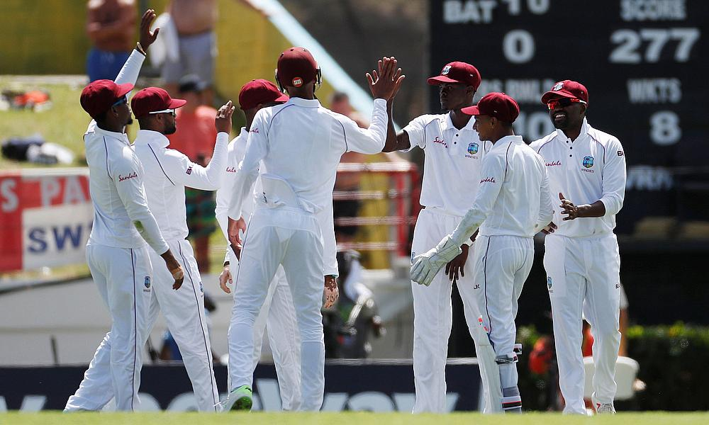 CWI announces dates for India's Tour of the West Indies 2019
