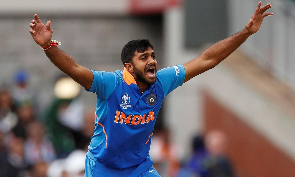 "It was a very special …. making my debut…. I know I can bowl a lot better ""- Vijay Shankar"
