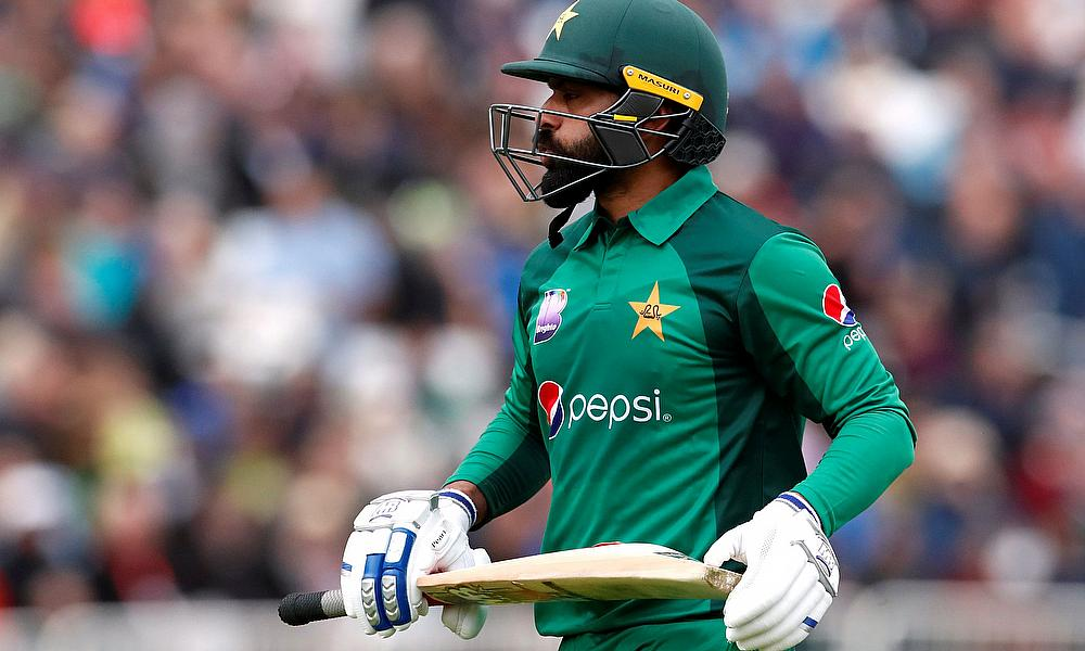 Mohammad Hafeez to Join St Kitts & Nevis Patriots for Hero CPL