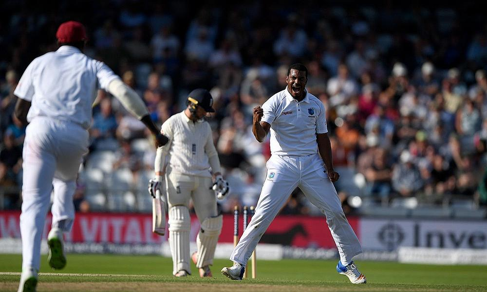 Gloucestershire CCC Sign Windies Paceman Shannon Gabriel