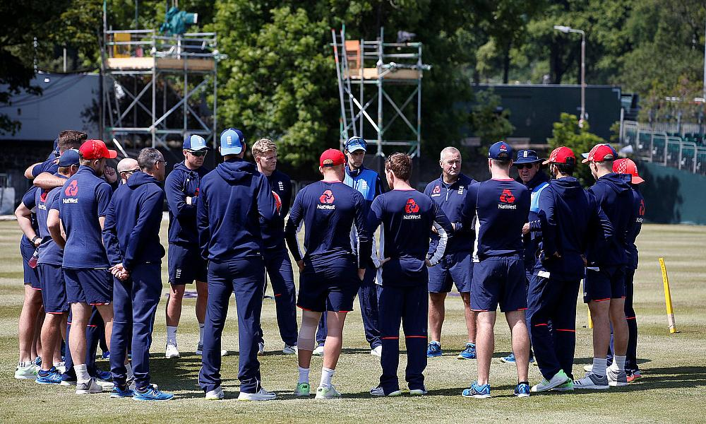 England And Wales Cricket Board Launches Fast Bowling