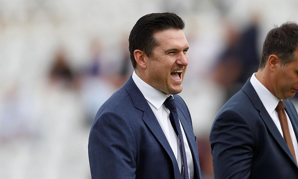 Graeme Smith Accepts Role as Acting Director of Cricket