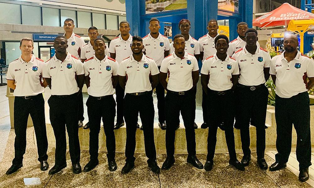 West Indies Under 19 Rising Stars Pre World Cup Camp Confirmed