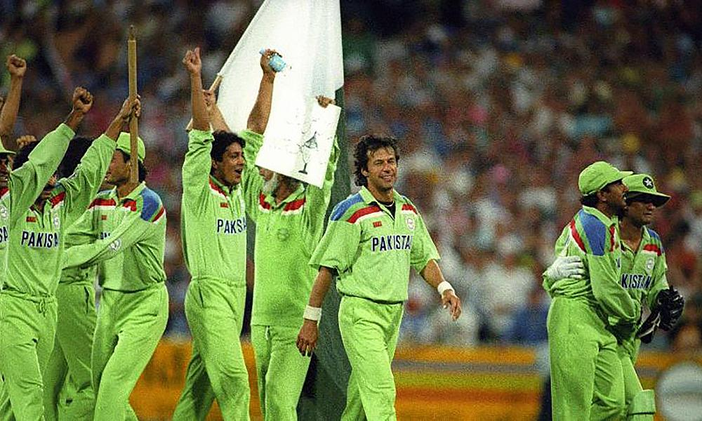 Cricket World Rewind: #OnThisDay - Against all odds, Imran's 'cornered tigers' lift 1992 World Cup