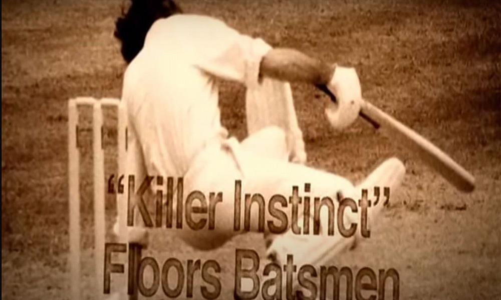 West indies v India Test 1976
