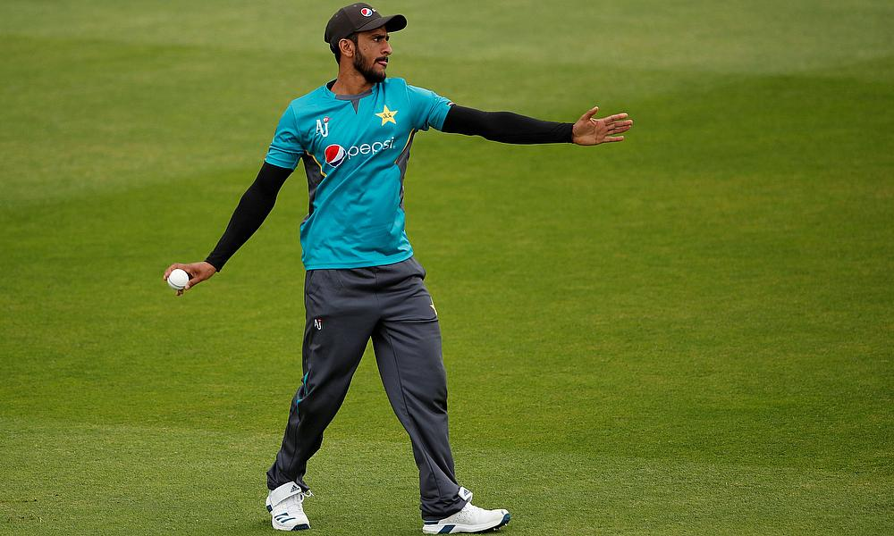 Hasan Ali responds positively to virtual rehabilitation session