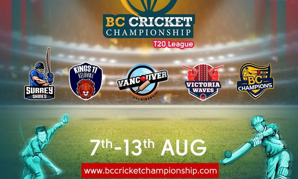 British Columbia Cricket Championship
