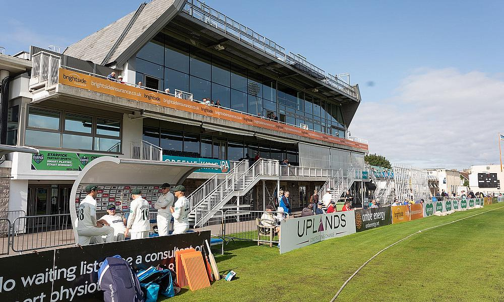 Bob Willis Trophy 2020 - Gloucestershire vs Warwickshire - Round 2 - County Ground, Bristol