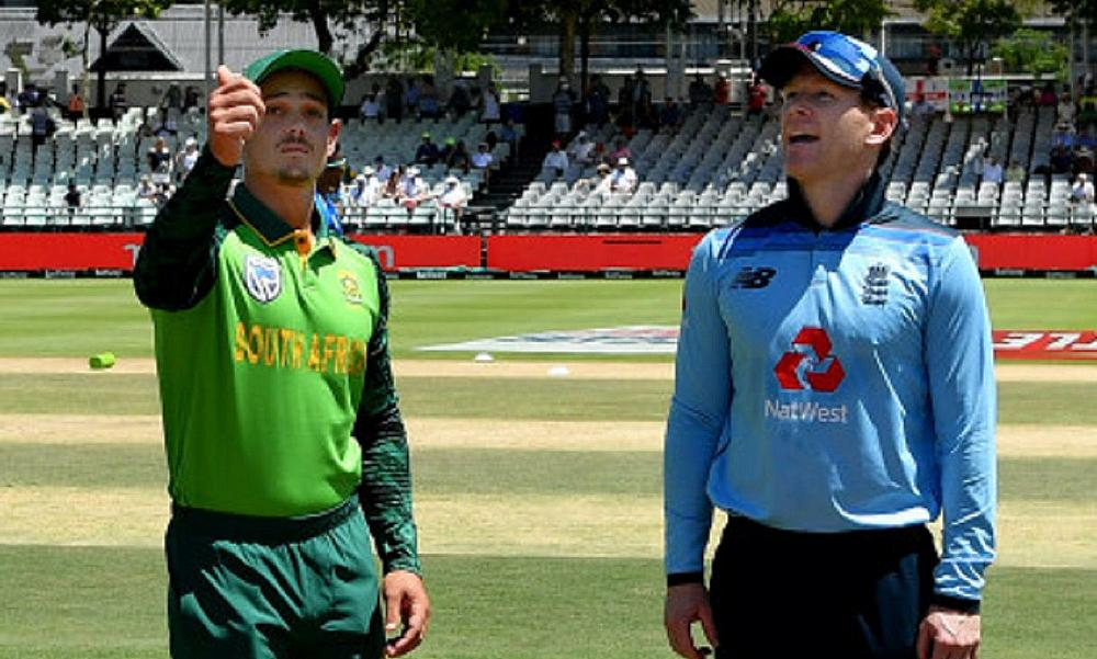 South Africa v England IT20 and ODI series confirmed