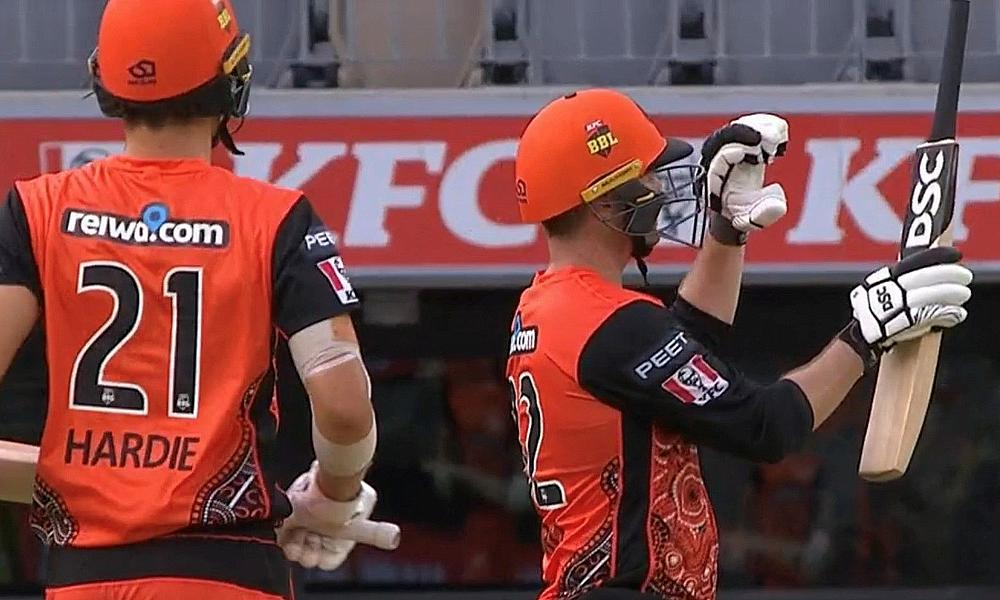 BBL10: Perth Scorchers take down Sydney Thunder at the ...