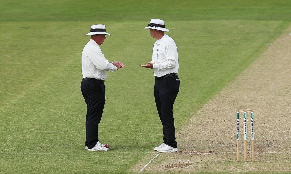 County Championship Umpires