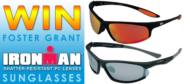 f00269edf8 Win A Pair Of Foster Grant® Ironman® Sunglasses With Cricket World