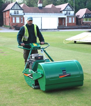 Ransomes Mowers