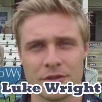 Luke Wright talks to Cricket World® TV